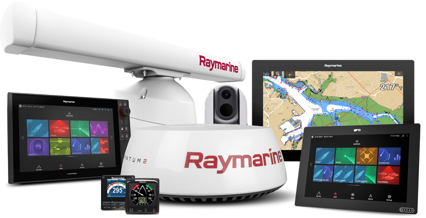 Save Big on The Raymarine Product Range 2021 | Marine Electronics by Raymarine