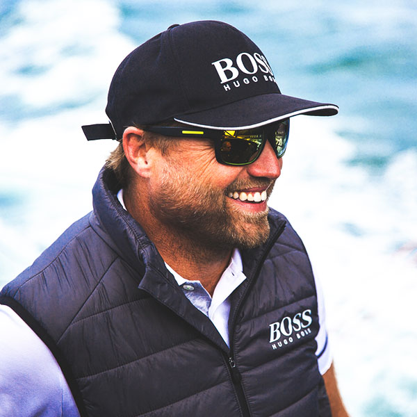 Alex Thomson  - Solo Offshore Sailor | Raymarine by FLIR