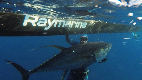 Pro Angler Profile - Justin Walt Image 1 | Raymarine - A Brand by FLIR