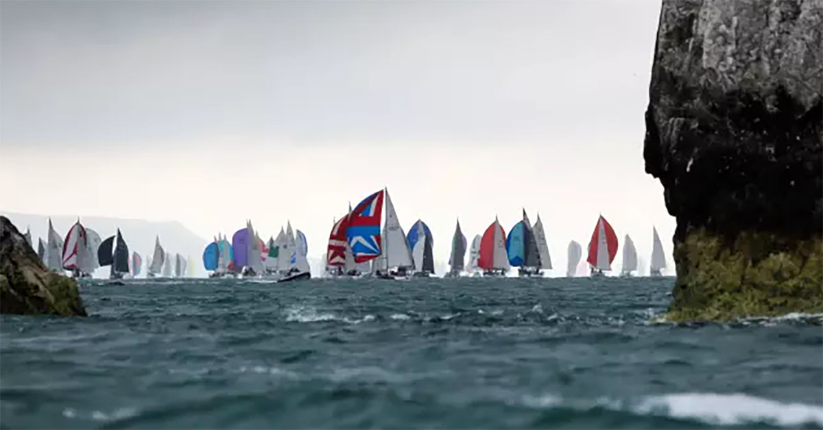 Round the Island Race in Association with Cloudy Bay: Pre-Race Tips from Raymarine's Will Sayer