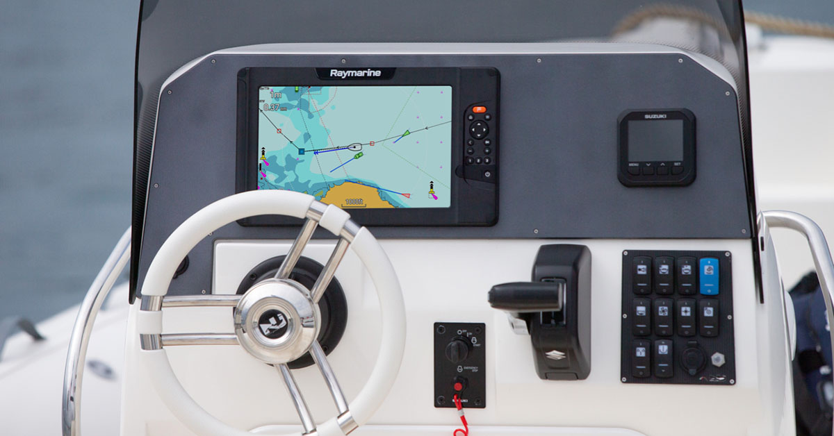FLIR introduceert Raymarine Element S-navigatiedisplays