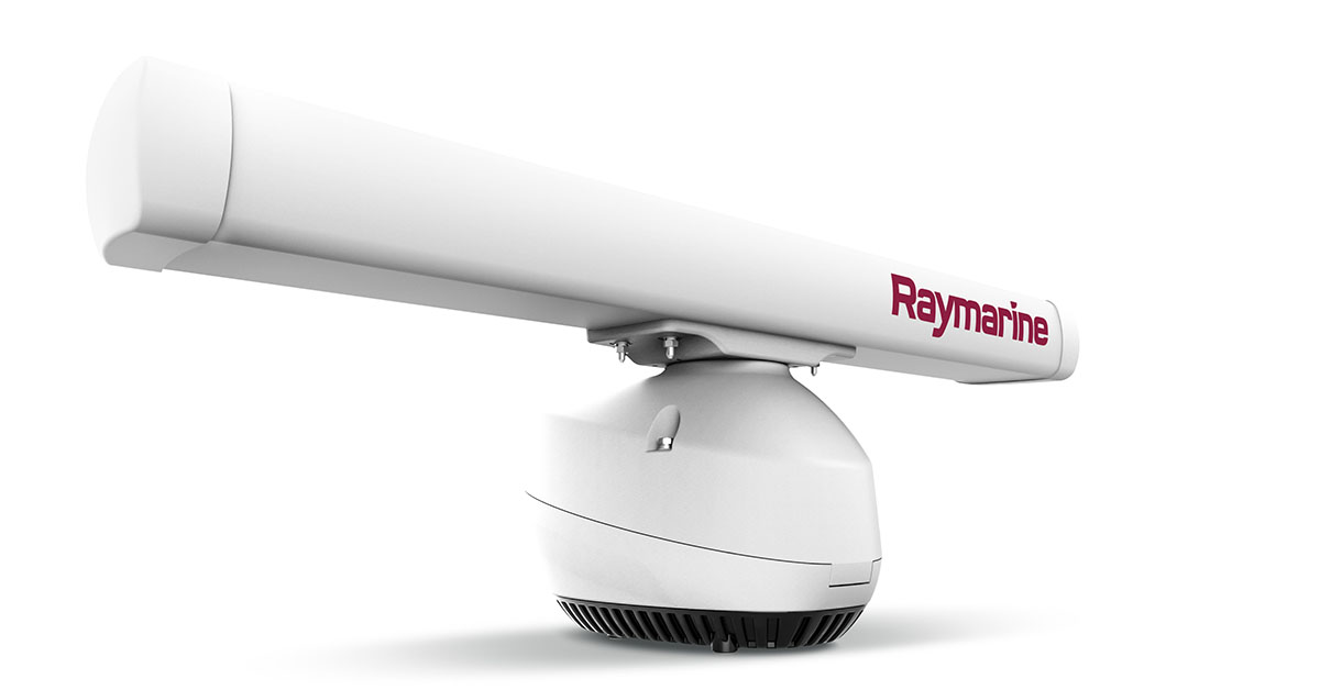 New Raymarine Magnum High-Performance Open Array Radar