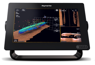How Raymarine RealVision 3D™ & CHIRP SideVision™ Reveals Key Structure