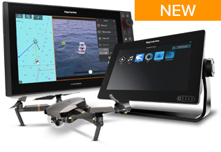 FLIR Reveals Raymarine Axiom® Innovations at the Miami Boat Show