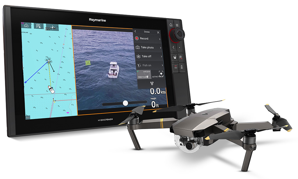 Axiom Innovations - UAV Integration | Raymarine - A Brand by FLIR