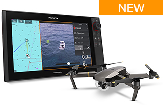 Marine Industry First: Raymarine Delivers Axiom UAV App