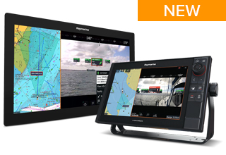 FLIR presenterar nyhet inom marinbranschen i form av Raymarines navigationsteknik ClearCruise Augmented Reality