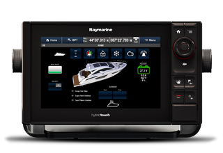 Raymarine Digital Switching:  Control, Monitoring and Automation of Boat Systems