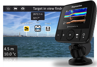 Augmented Reality App Now Available for Raymarine Dragonfly-PRO Sonar Systems