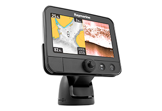 Dragonfly7 - Raymarine's award-winning Dragonfly CHIRP Sonar GPS goes large