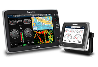 Raymarine announces New Autopilot and Engine Integration with Yanmar Propulsion System