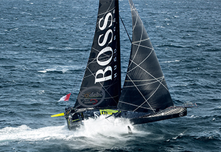 Sail Survive Succeed - Alex Thomson out to win Vendée Globe