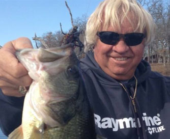 Fishing legend Jimmy Houston | Raymarine by FLIR