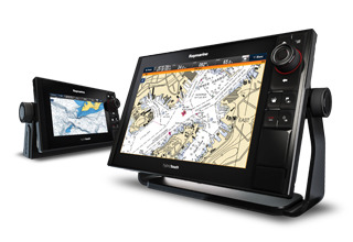 Raymarine partners with Jeppesen to give unprecedented customer choice