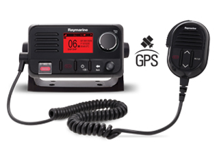 New Ray52 VHF Brings Convenience and Peace of Mind on the Water