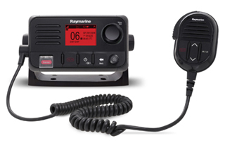 Raymarine debuts New VHF Radios and Video technology at the Fort Lauderdale Boat Show