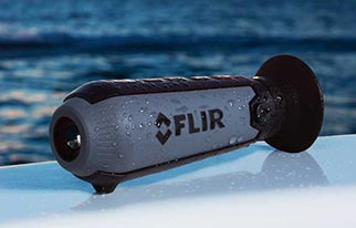 FLIR Introduces the FLIR Ocean Scout TK Thermal Vision Monocular for Boaters