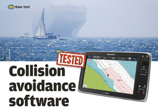 Practical Boat Owner Tests Raymarine's Collision Avoidance Tools