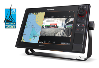 Raymarine Technology Receives 2019 Pittman Innovation Award