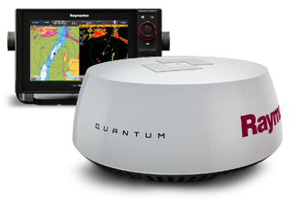 FLIR Announces Raymarine Quantum™ Wireless CHIRP Marine Radar