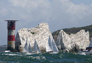Round the Island Race on the Summer Calendar for Raymarine team