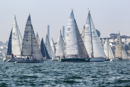 Raymarine technology to enhance competitor safety once more at world-renowned Round the Island Race