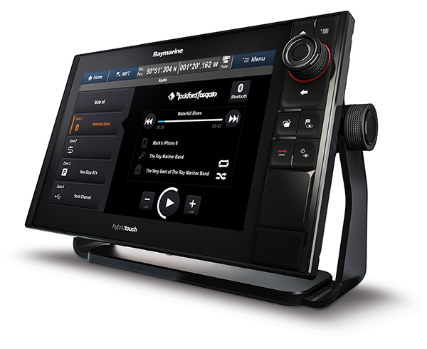 FLIR and Rockford Fosgate Announce Entertainment Control Partnership