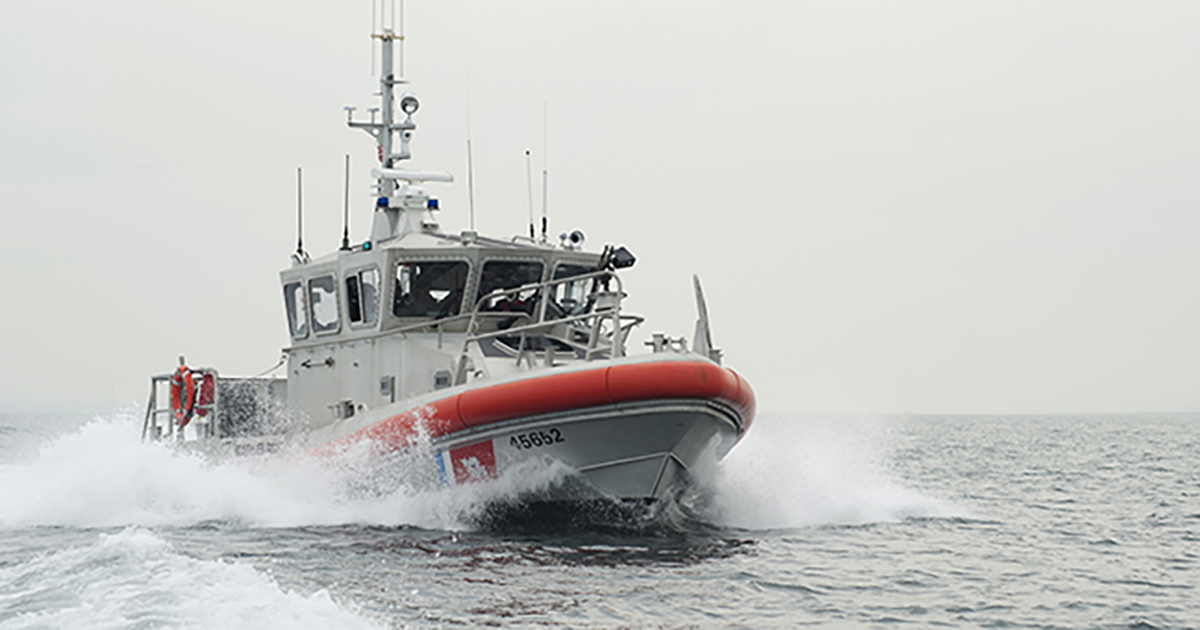U.S. Coast Guard Selects FLIR and Raymarine