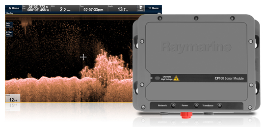CP100 Media Resources | Raymarine
