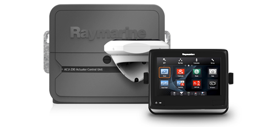 Explore All Autopilots | Raymarine by FLIR
