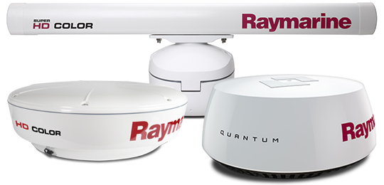 Explore All Marine Radar | Raymarine by FLIR