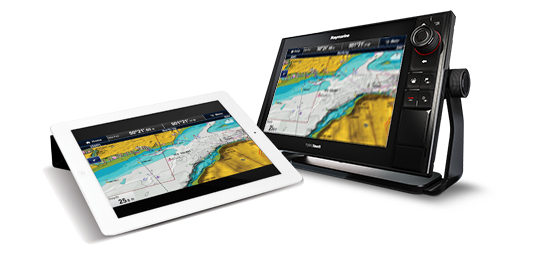 Explore All Marine Software | Raymarine by FLIR