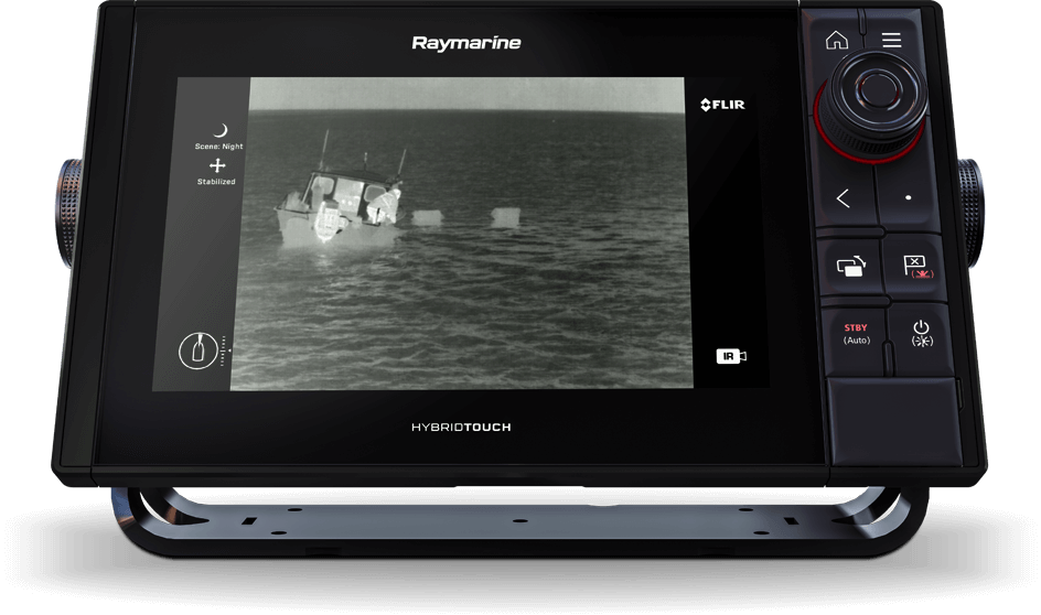 Marine Electronics for First Repsonders - Axiom Pro | Raymarine - A Brand by FLIR