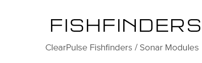 Fishfinders and Sonar Modules | Raymarine - A Brand by FLIR