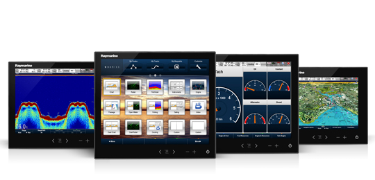 G Series Multifunction Display Media Resources | Raymarine