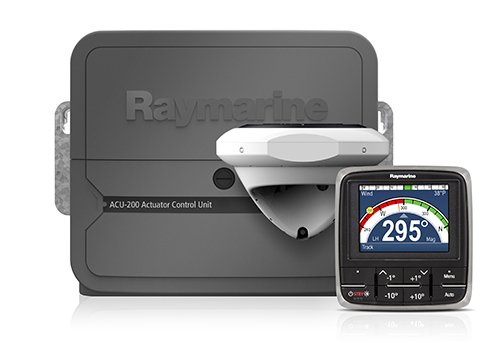 Evolution Group ACU-200 | Raymarine