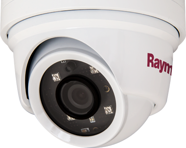 New cam220 ip marine camera raymarine by flir day and night network dome camera publicscrutiny Gallery
