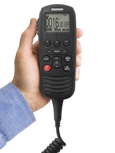 Refurbished Ray260 Modular VHF Radio | Raymarine by FLIR