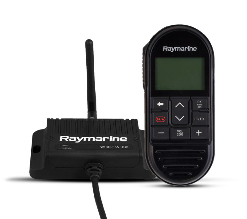 RayMic Wireless Handset Accessory | Raymarine by FLIR