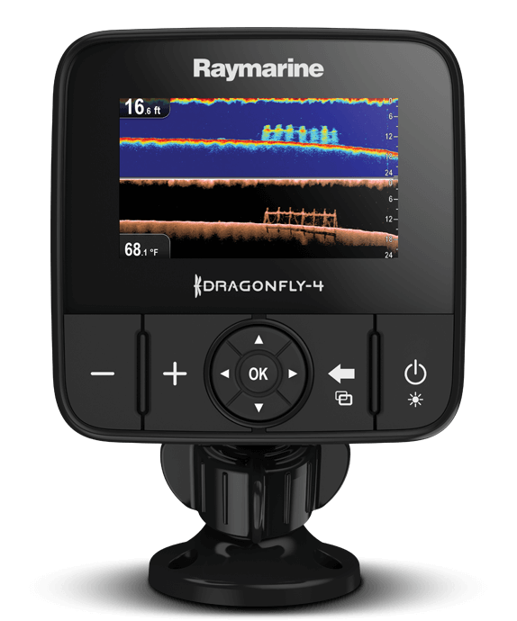 Open Box Dragonfly 4DVS | Raymarine by FLIR