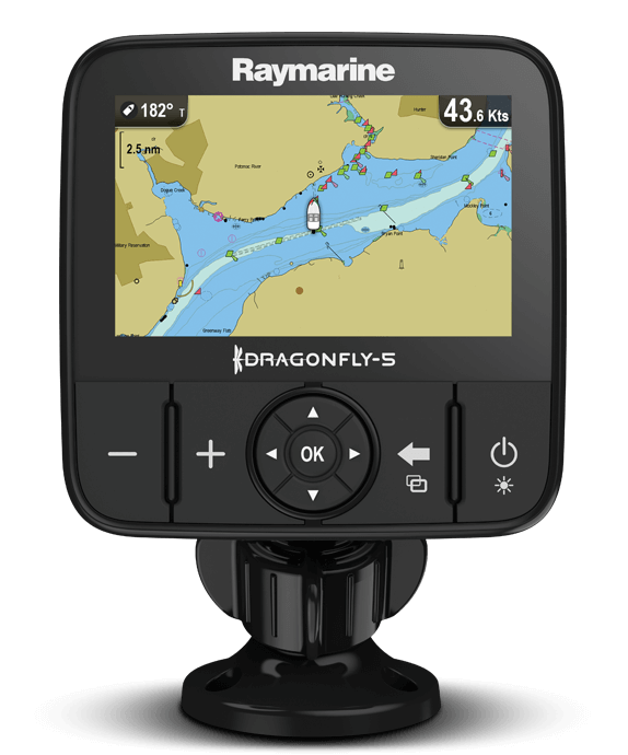 Open Box Dragonfly 5M | Raymarine by FLIR