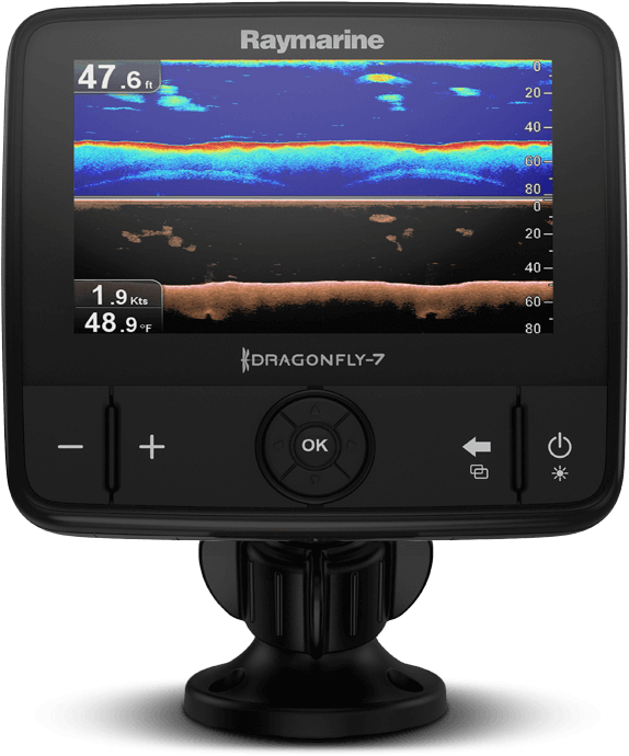 Open Box Dragonfly 7PRO | Raymarine by FLIR