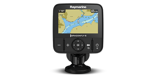 Dragonfly 5DVS and 5M | Raymarine by FLIR