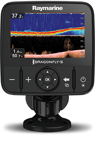 Open Box Dragonfly 5DVS | Raymarine by FLIR