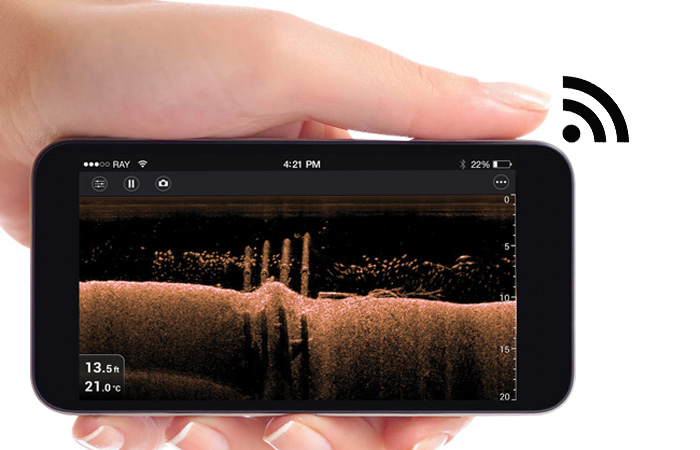 Connect and Share Wirelessly   Raymarine by FLIR
