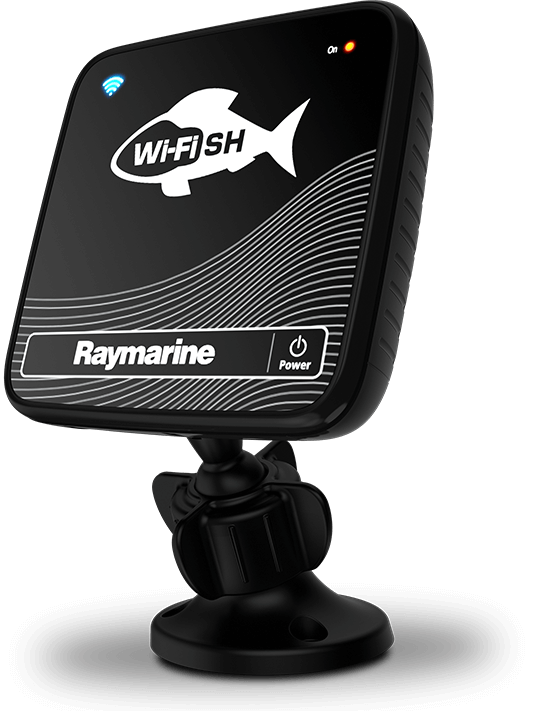 Wi-Fish - Wi-Fi CHIRP DownVision™ Sonar For Smartphones and Tablets | Raymarine by FLIR
