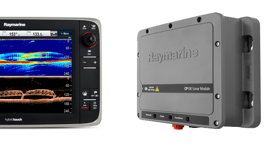 CP100 with MFD | Raymarine