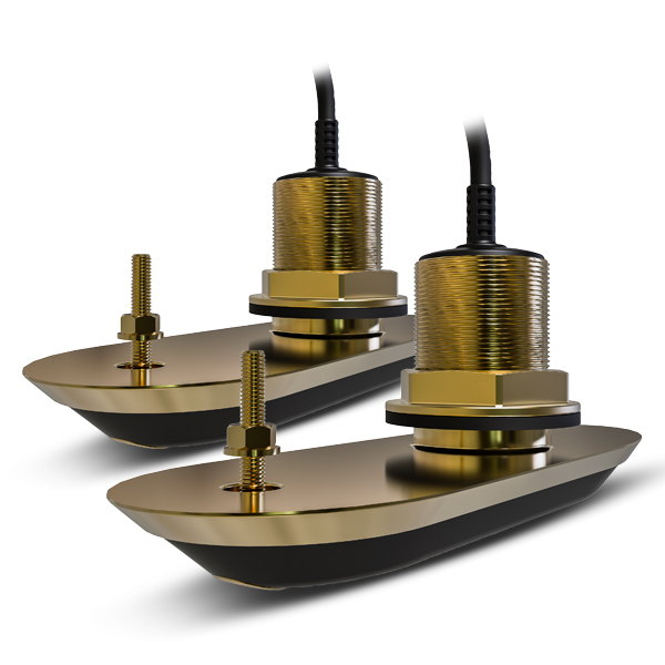 RV-212 Bronze Through Hull Transducer Pack | Raymarine by FLIR