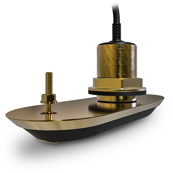 NEW RV-200 Bronze All-In-One Through Hull Transducer | Raymarine by FLIR