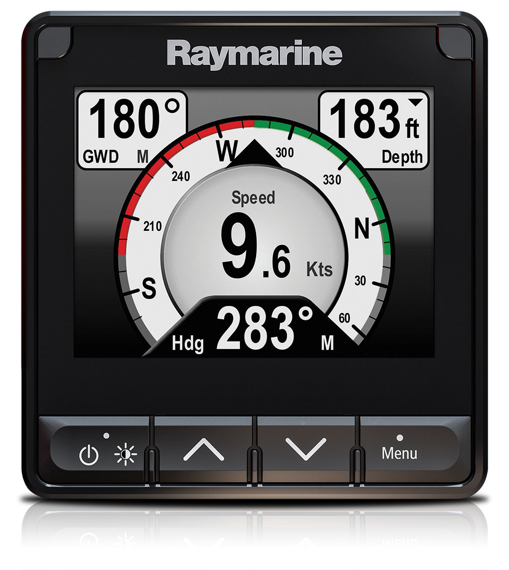 New Raymarine i70s Multifunction Instrument | Raymarine by FLIR